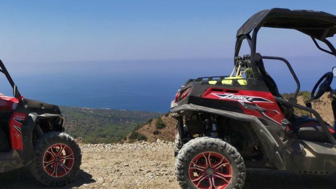 Buggy Tour auf Zypern