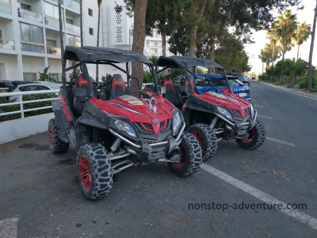 Buggy Tour auf Zypern Akamas