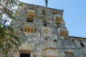 Hotel Berengaria von vorne