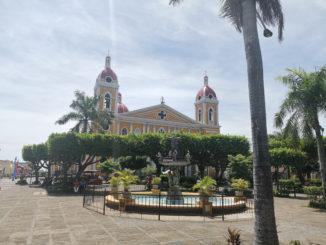 Die Kathedrale in Granada